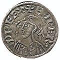 Silver penny of Edward the Confessor (YORYM 2000 702) obverse.jpg
