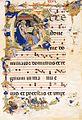 Silvestro de' Gherarducci - Gradual 1 for San Michele a Murano (Folio 46) - WGA08686.jpg