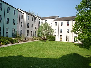 Halls of residence at the University of Bristol - Sinclair House