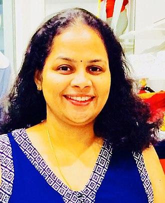 Sindhu Joy - Politician, Writer, Academician