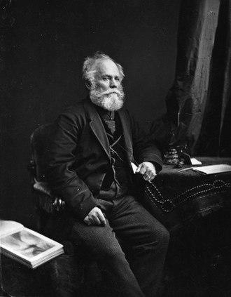 Hugh Allan - Image: Sir Hugh Allan of Ravenscrag, Montreal