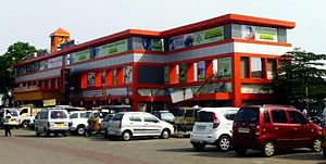 Salem, Tamil Nadu - Salem junction railway station