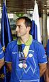 Slovenia team after 2011 Military World Games (5).jpg