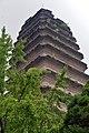 Small Goose Pagoda 小雁塔 (6146272017).jpg
