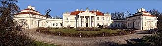 Stanisław Zawadzki - Palace in Śmiełów