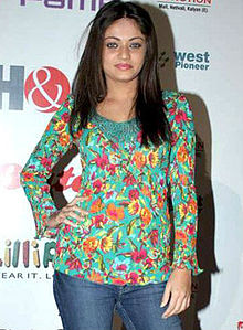 "Sneha ullal launch of satish reddy's ""house of horror"".jpg"