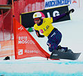Snowboard LG FIS World Cup Moscow 2012 012.jpg
