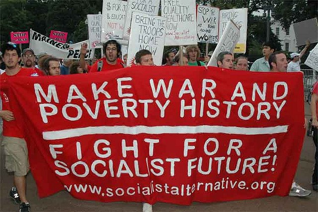 Socialist Alternative Protest1