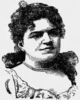 Sofia Scalchi Italian opera singer
