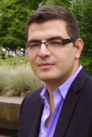 Sohrab Ahmari - Image: Sohrab Ahmari