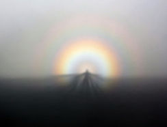 Solar glory and Spectre of the Brocken from GGB on 07-05-2011.jpg