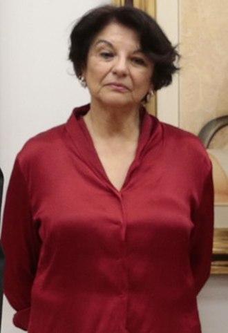 Ministry of the Presidency (Spain) - Image: Soledad Murillo de la Vega 2018