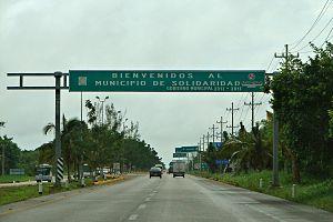 Solidaridad, Quintana Roo