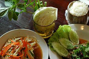 Bangkok Thai Food Restaurant Parksville Menu