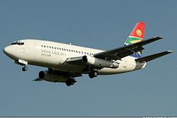 South African Airlink Boeing 737-200 Smith.jpg