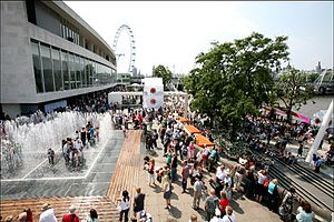 Southbank Centre - Royal Festival Hall, 2007
