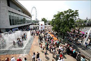 Southbank Centre - Royal Festival Hall, 2007