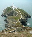 Southstack Lighthouse on The Isle of Anglesey - geograph.org.uk - 532095.jpg