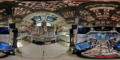 Space Shuttle Discovery flight deck in OPF.png