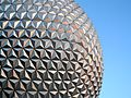 Spaceship Earth, Epcot, Disneyworld, Orlando, Florida (461574256).jpg