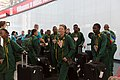 Special Olympics World Winter Games 2017 arrivals Vienna - South Africa 03.jpg