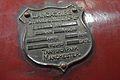 Specification Plate - Lancashire - 15kW DC Generator - Birla Industrial & Technological Museum - Kolkata 2014-01-23 7077.JPG