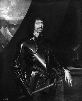 Spencer Compton, 2nd Earl of Northampton - Spencer Compton was killed in action at the Battle of Hopton Heath.