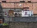 Splitski krovovi - hajdukov grb i mudante na sušilu.jpg
