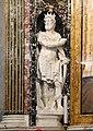 Spoleto, duomo, interno, cappella della santissima icona 02 re david dell'algardi.jpg