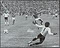 Sport, voetbal, finales, wereldkampioenschappen, Duitsland, Neekens Johan, Münch, Bestanddeelnr 135-0571.jpg