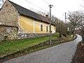 Střížovice (Kropáčova Vrutice), žlutý dům.JPG