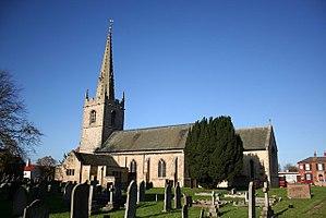 Balderton - St.Giles' Church, Balderton