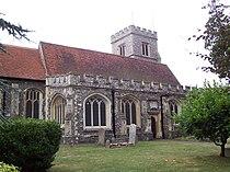 St.Martins Church, Ruislip - geograph.org.uk - 306559.jpg