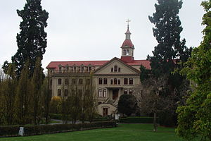 Roman Catholic Diocese of Victoria in Canada - St. Ann's Academy, is now a heritage site