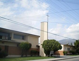 San Fernando Pastoral Region - Image: St. Didacus Church, Sylmar, CA