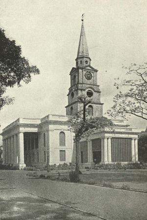 St. John's Church, Meerut - St. John's Church, c. 1905