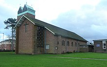 St. John the Baptist's church, Longbridge - geograph.org.uk - 1069461.jpg