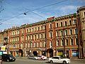 St. Petersburg. Moskovsky Prospekt, 18.JPG