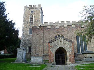 St Andrew's Enfield - St Andrew's Enfield