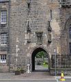 St Andrews - St Salvator's Chapel entrance.JPG