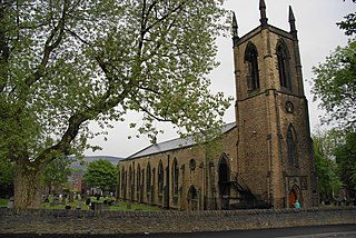 St Georges Church, Stalybridge Church in Greater Manchester, England