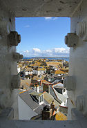 St Ives, Cornwall, Rooftops