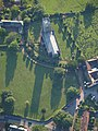 St John's church, Broadclyst, from the air - geograph.org.uk - 1388634.jpg