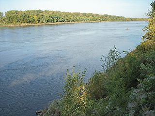 Foto vom Missouri in St. Joseph
