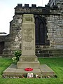 St Leonard's Parish Church, Middleton, War Memorial - geograph.org.uk - 699594.jpg
