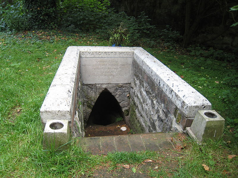File:St Margarets well Binsey.jpg