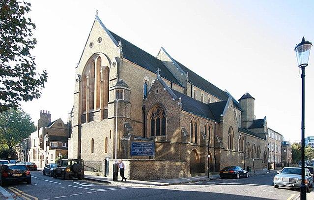 St Mary's, Cadogan Street