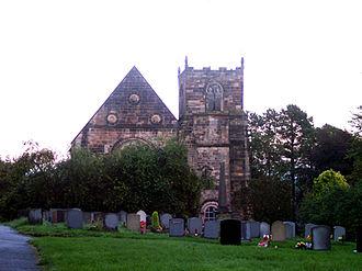 Henry de Ferrers - St. Mary's Priory Church, Tutbury, 11th century