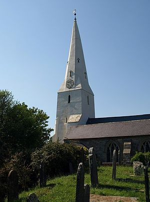 Diptford - Image: St Mary's church, Diptford geograph.org.uk 1376383