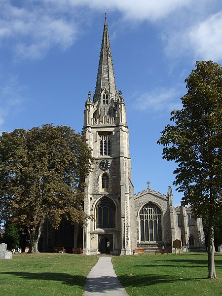 File:St Marys Church, Saffron Walden.jpg